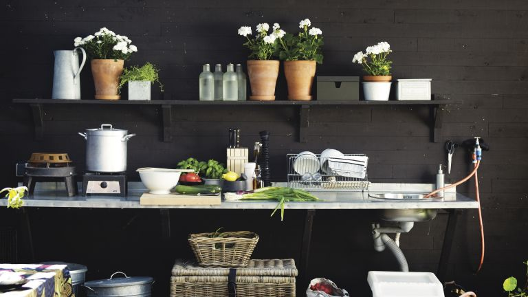 Garden kitchen tips