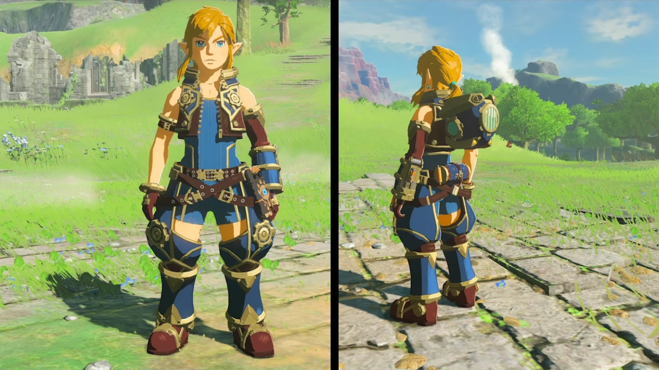 Zelda: Breath of the Wild free DLC adds a new quest and