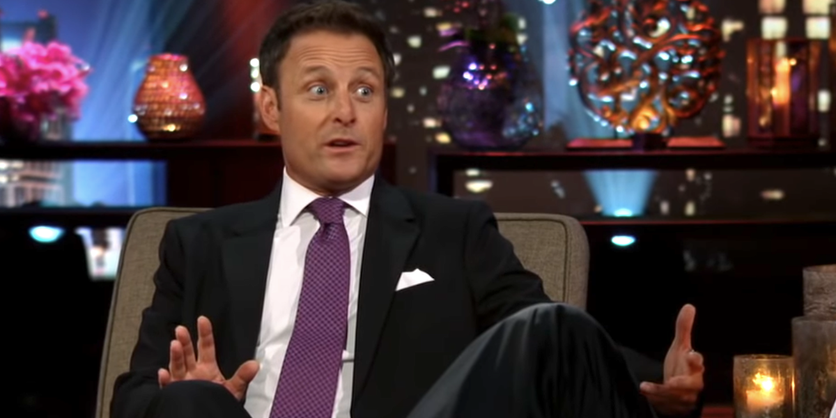 chris harrison funny face the bachelor abc 2020