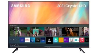 Cheap TV deal: Save up to £200 off a Samsung 4K TV at Amazon