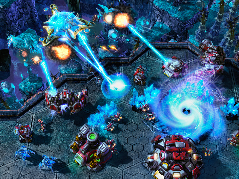 Blizzard will show off Google's Deepmind AI in StarCraft 2 later this week