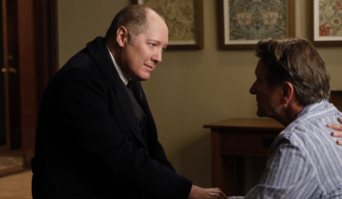 The Blacklist James Spader Raymond Red Reddington Brett Cullen Ilya Koslov NBC