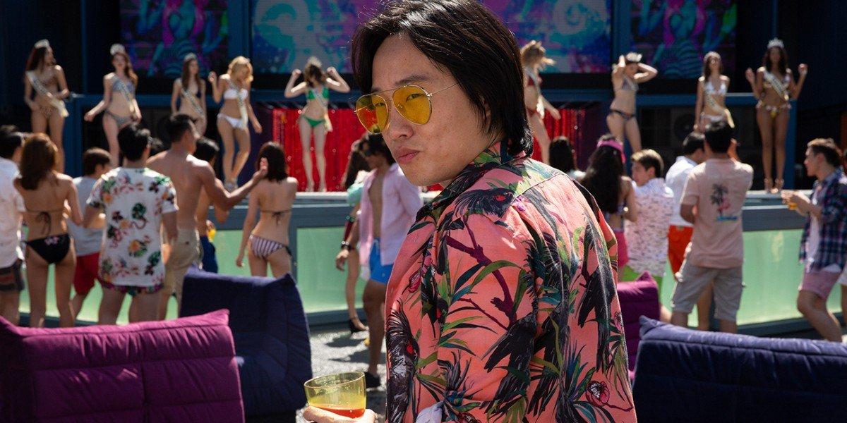 Jimmy O. Yang - Crazy Rich Asians