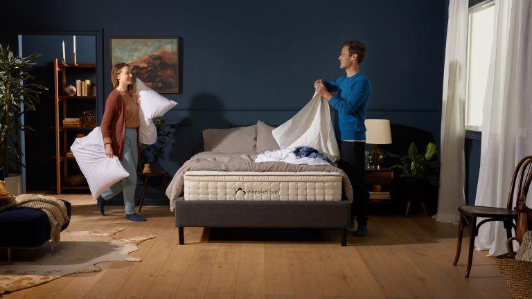 Dreamcloud mattress UK review