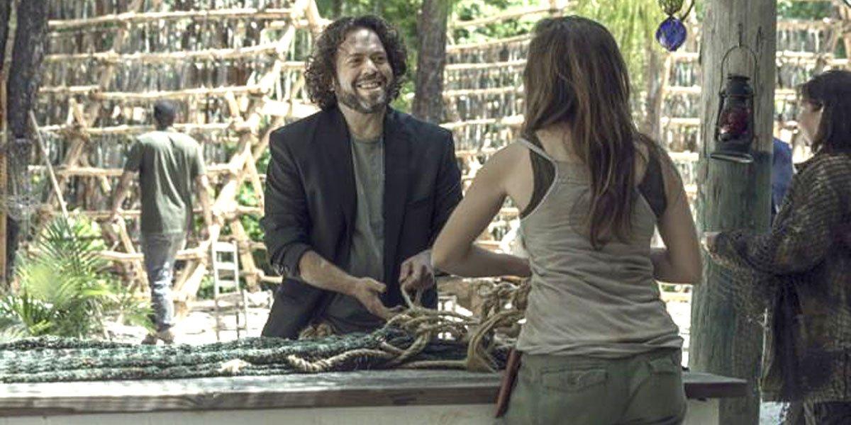 Dan Fogler on The Walking Dead Season 10 AMC