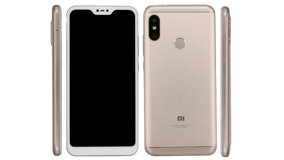 Xiaomi Mi A2 Lite gets certified with 19:9 notch display