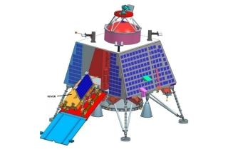 2018 space mission Chandrayaan-2