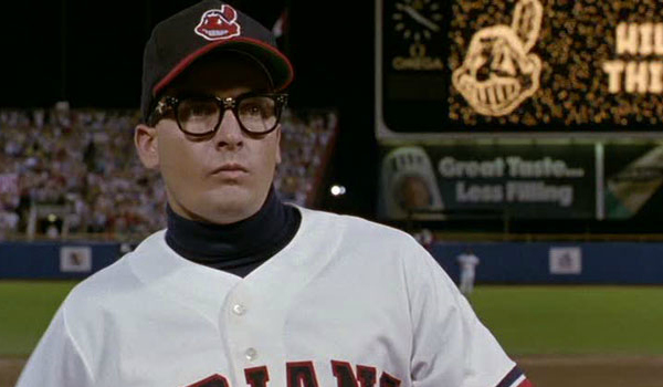 Charlie Sheen Wants To Go Full Major League In Character ...  Major League Movie Fans