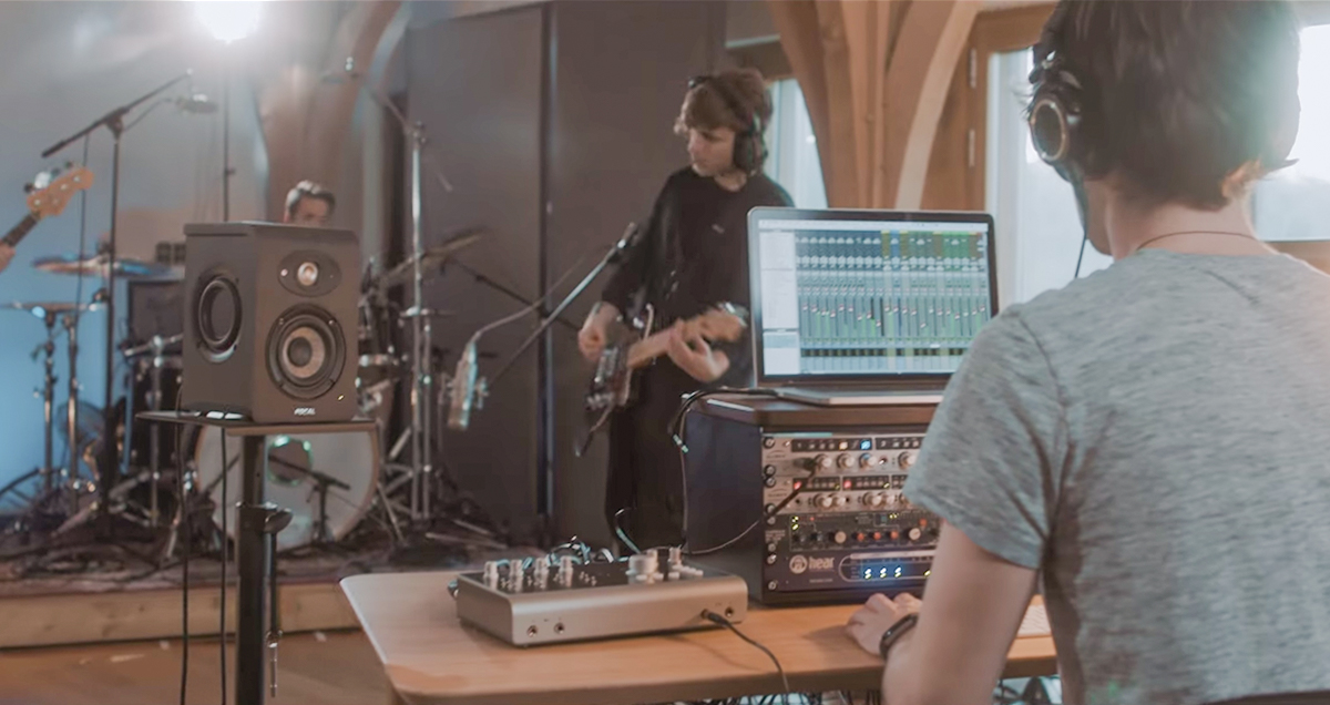 How to record a full band in the studio | MusicRadar