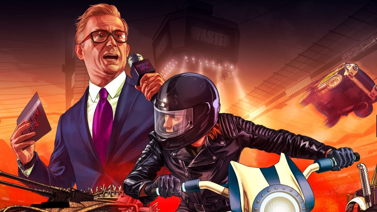 The new GTA Online update has supercars, RC cars, and double rewards in Arena War all week