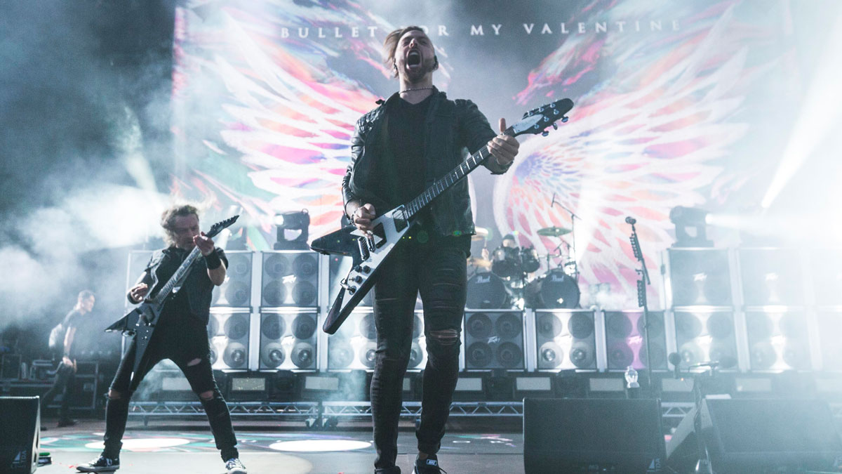 Bullet For My Valentine Right Now I Believe More Than Ever That