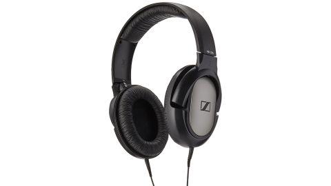 Sennheiser HD-206 Headphones on a white background