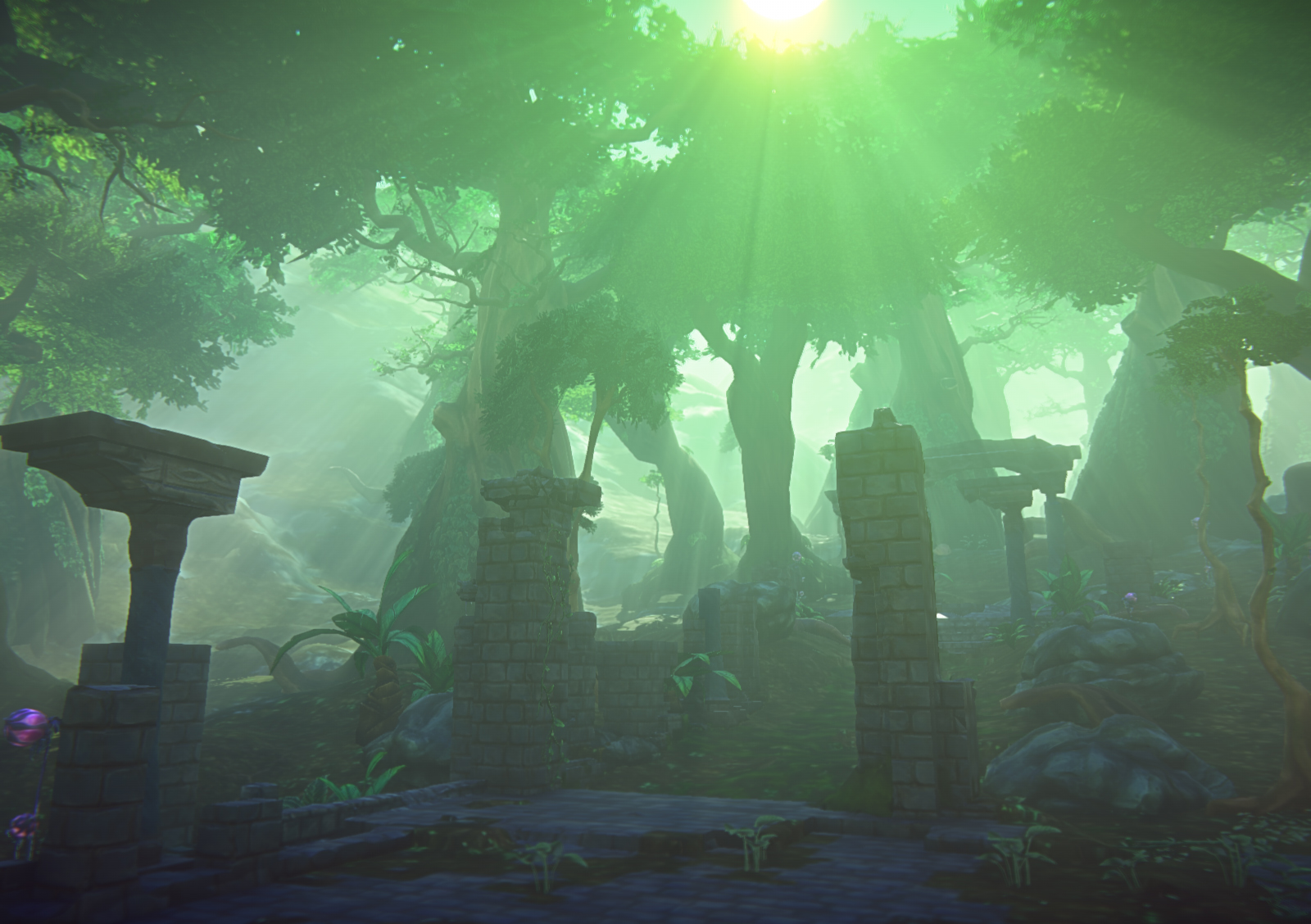 EverQuest Next: Free-To-Play, Destructible Environments, User-Made Content #28216