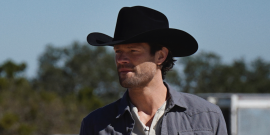 Jared Padalecki Joined The Walker Reboot Without Even Knowing Texas Rangers Are Part Of His History
