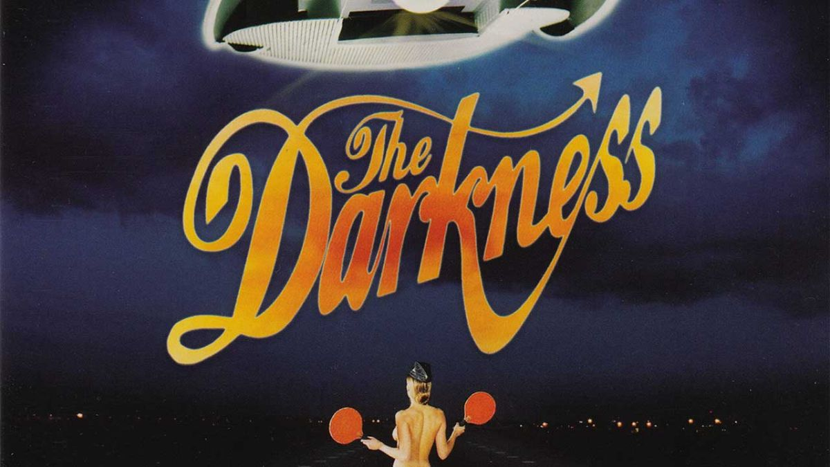 The Darkness: the story behind the Permission To Land artwork