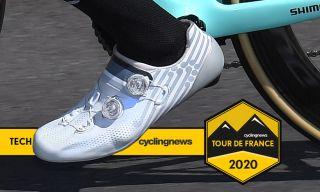 Tour de France shoes