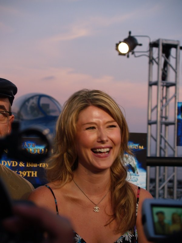 Comic Con: Aircraft Carrier Premiere Of Stargate Continuum #2869