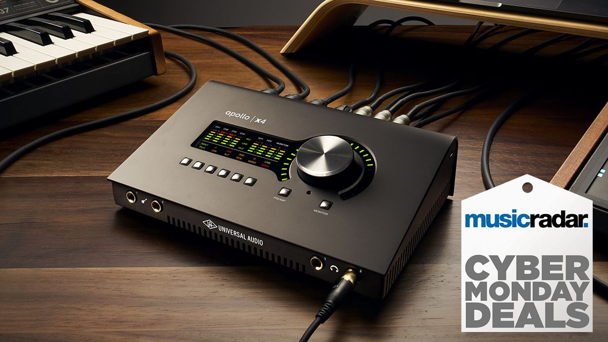 The best Cyber Monday audio interface deals