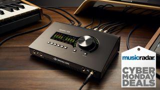 Best Cyber Monday audio interface deals