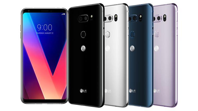 Best LG V30 deals