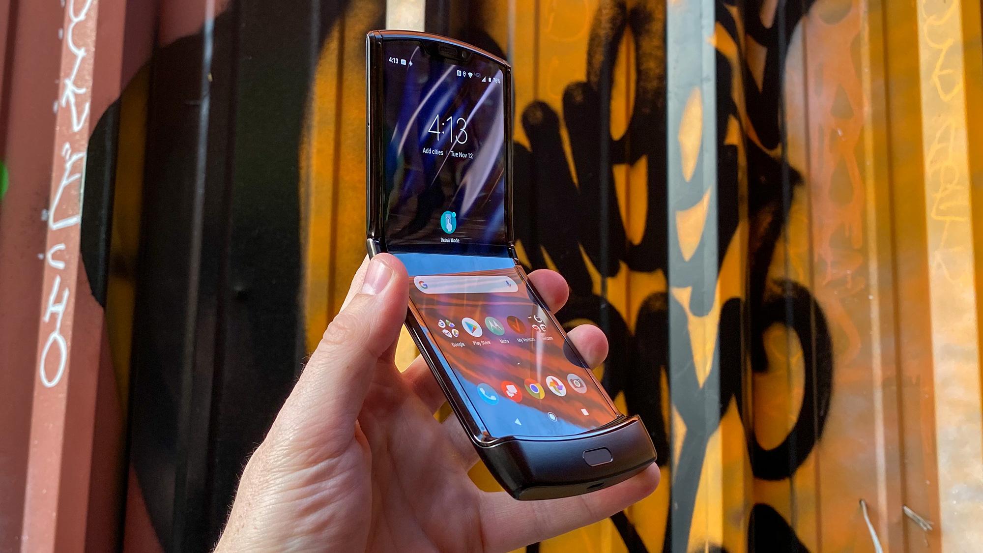Motorola Razr 2020: was wir sehen wollen