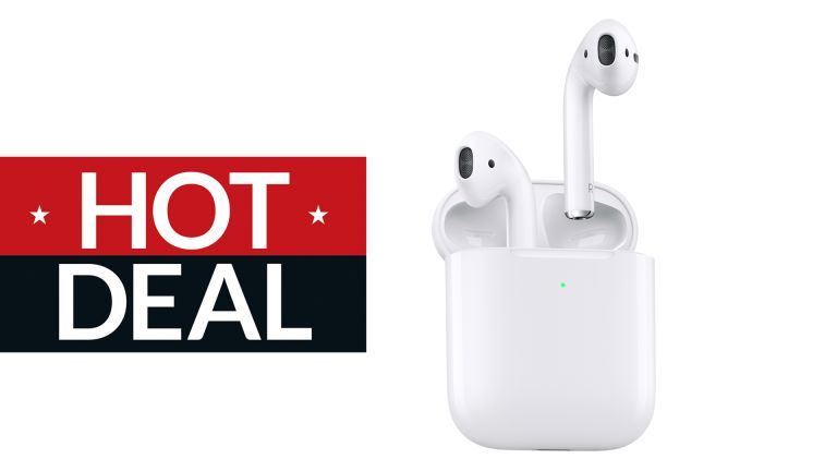 Apple AirPods 2: wireless charging, hands-free Siri, on sale