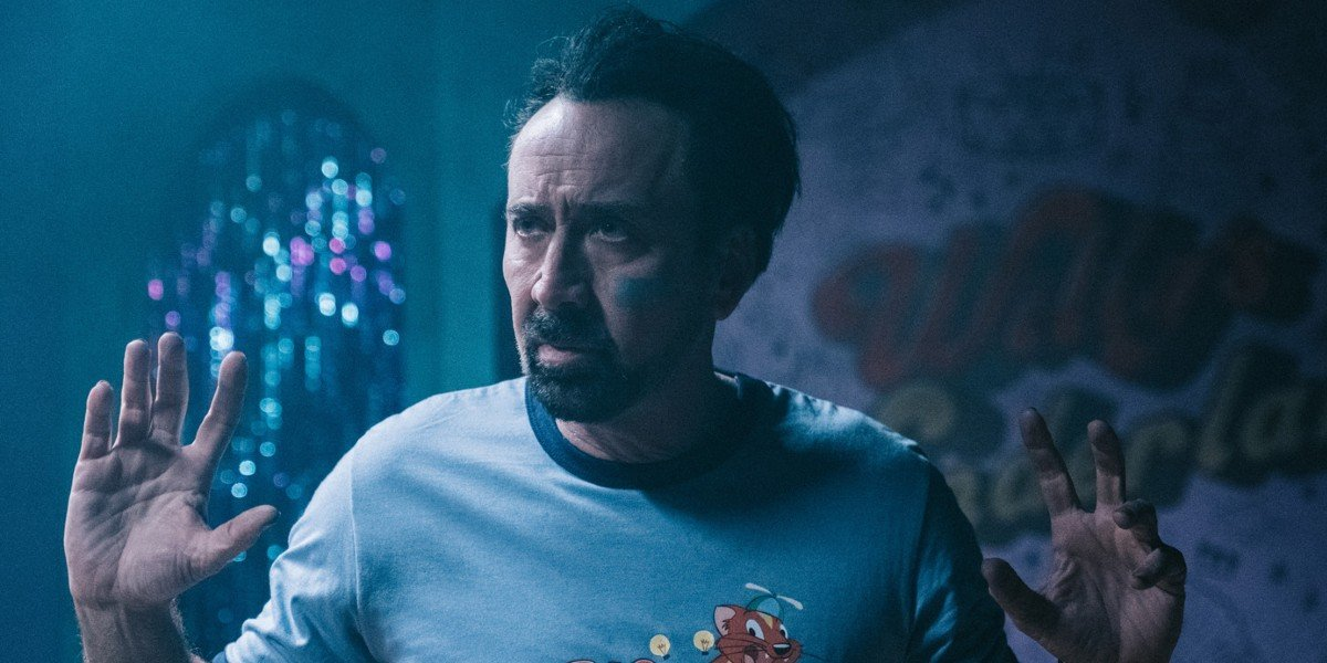 How Nicolas Cage's Love Of Reptiles Impacted Latest Movie Willy's Wonderland