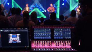 Houston Church Installs Bose Pro ShowMatch DeltaQ Loudspeakers