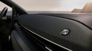 B&O's Sound System for the Mustang Mach-E has your dashboard covered