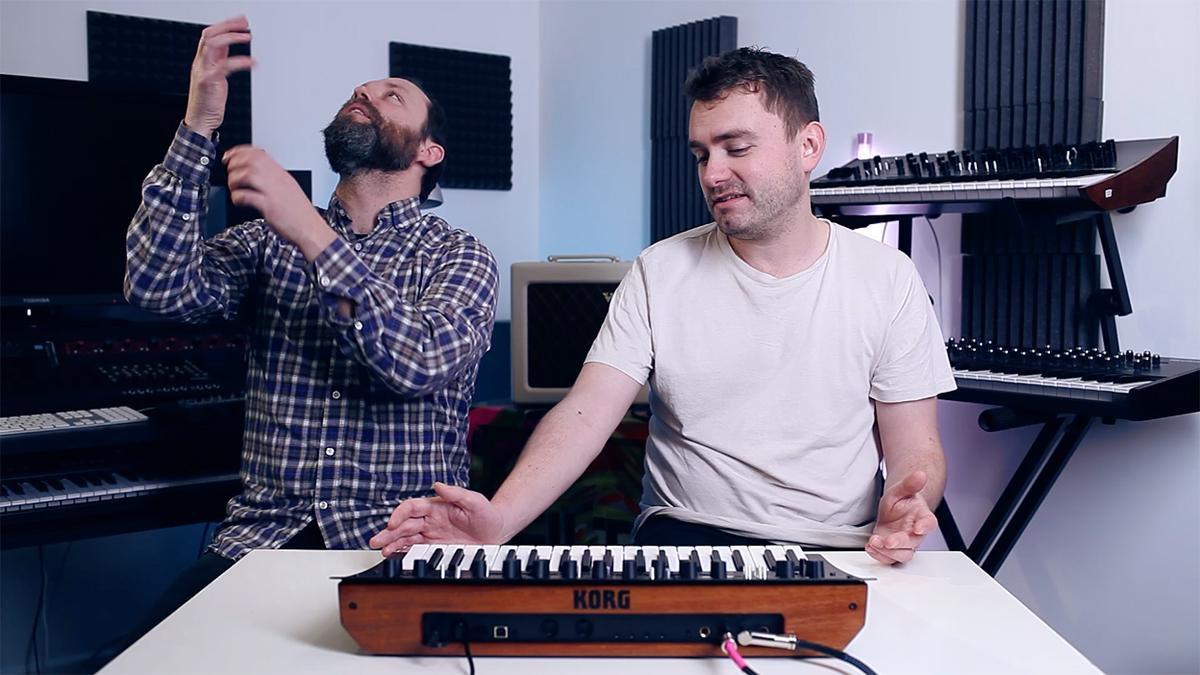 NAMM 2019: Korg Minilogue XD hands-on demo   MusicRadar