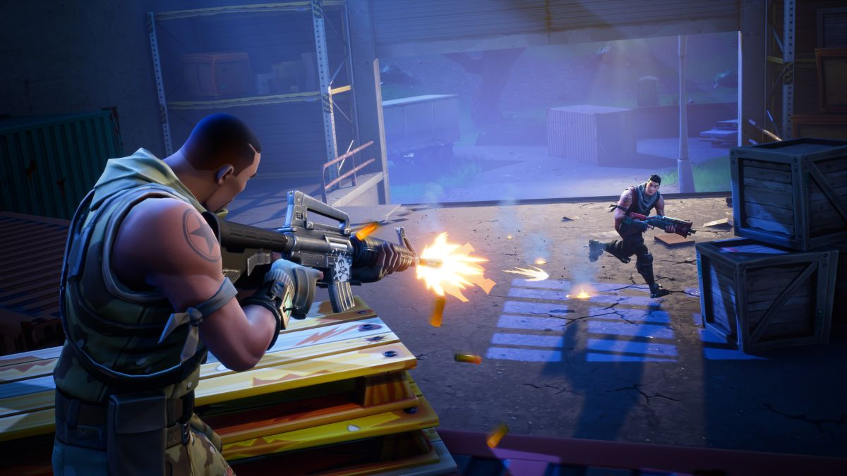 Sick of getting schooled in Fortnite? Here's what happened when we
