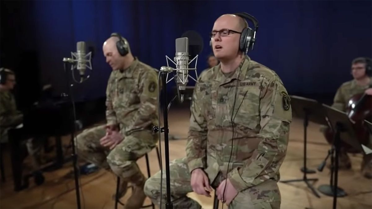 US Army pay tribute to Neil Peart with stunning cover of Time Stand Still