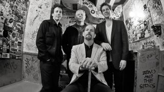 a press shot of the dream syndicate