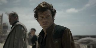 Han in Solo: A Star Wars Story