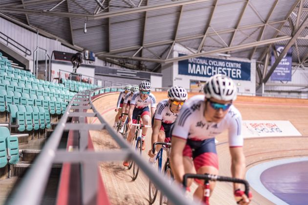 987c37fce Inside the medal factory  A look at the British Cycling Academy ...