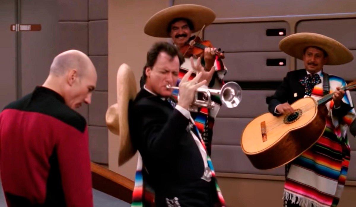 Q Star Trek: The Next Generation