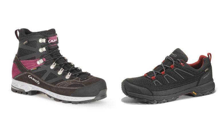 Berghaus Women's Explorer FT Active Gore-Tex Shoes vs Aku Trekker Pro GTX Ws