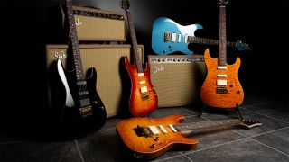 Suhr Standard Legacy electric guitar