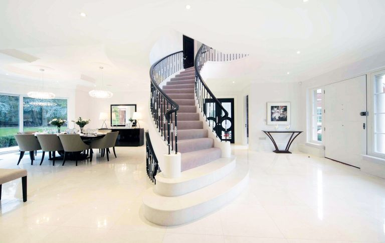 How to design a staircase | Real Homes