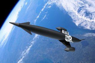 SKYLON Concept Space Plane 2