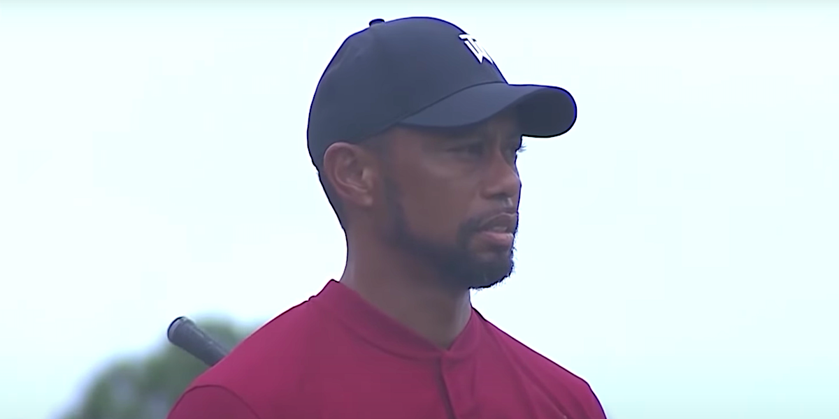 tiger woods the match champions for charity