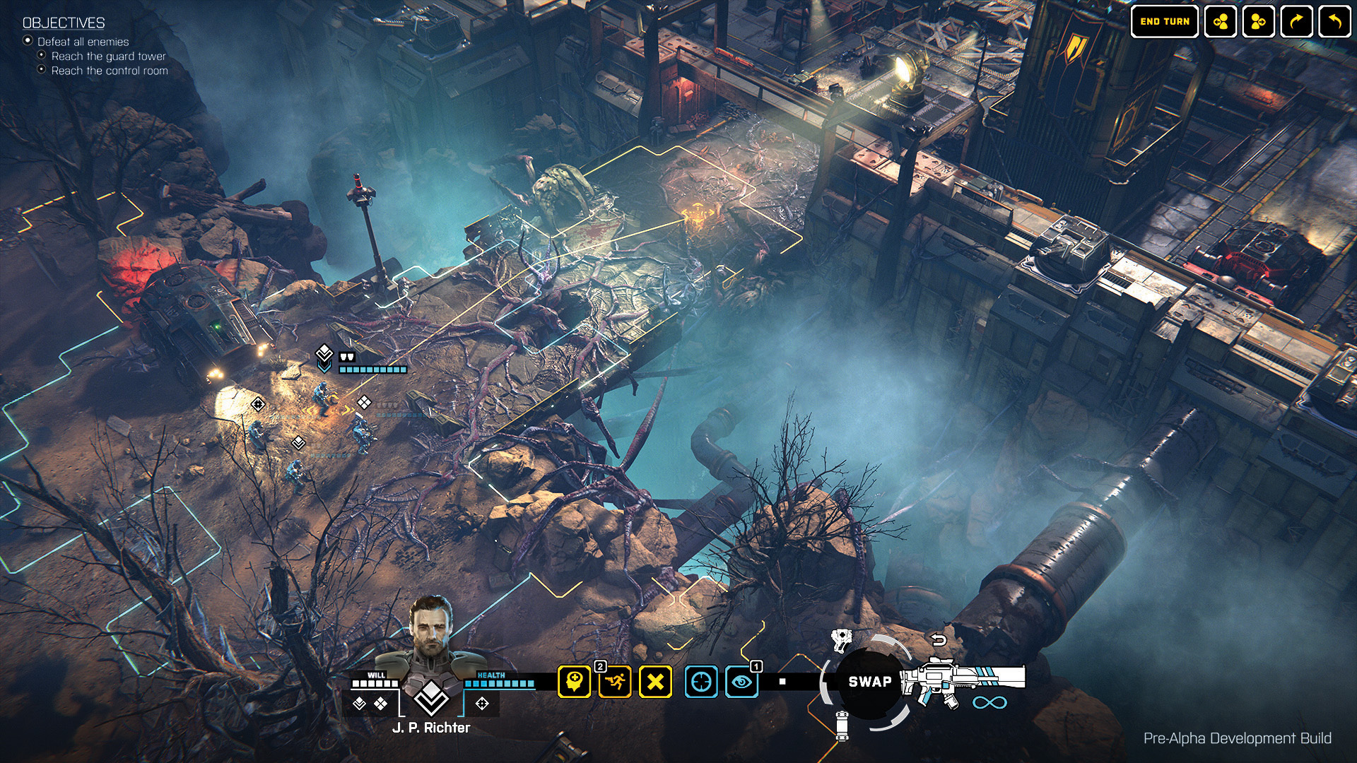 Phoenix Point is X-COM creator Julian Gollop's vision of a grand strategy game | PC Gamer