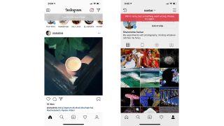 Instagram on mobile | Image: TechRadar