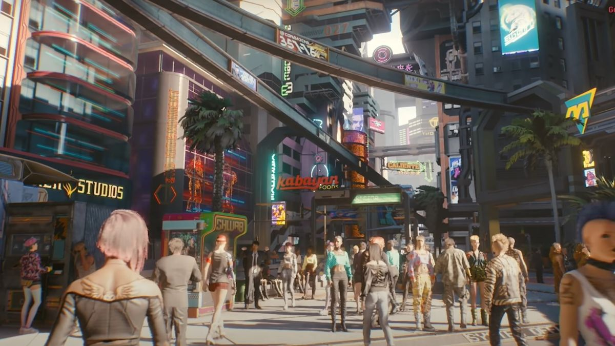 Cyberpunk 2077 ray tracing works on AMD graphics cards – but don't turn it on