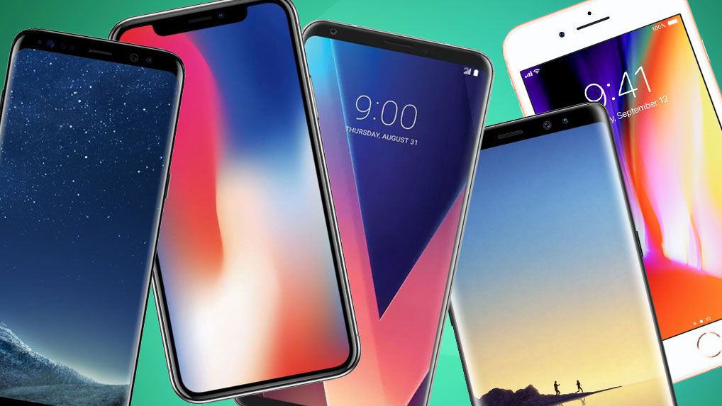The best smartphone of 2018: 15 top mobile phones tested and ranked