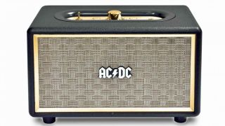 AC/DC Bluetooth speaker