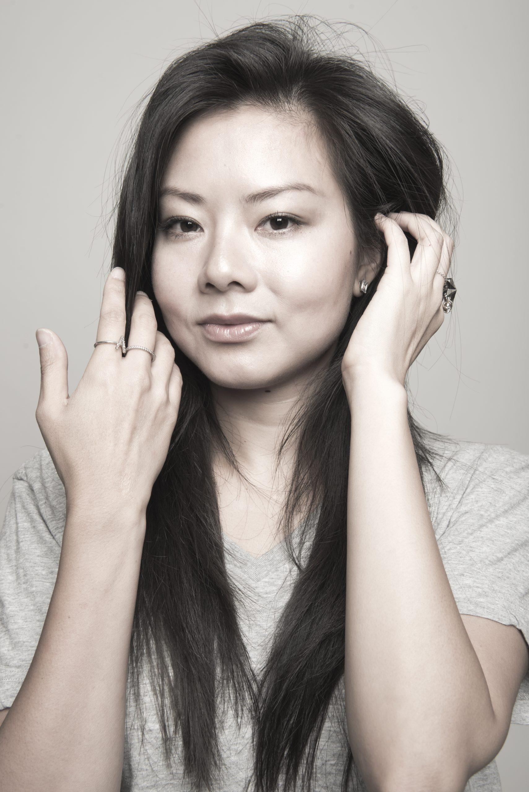 My wellness week facialist acupuncturist Ada Ooi