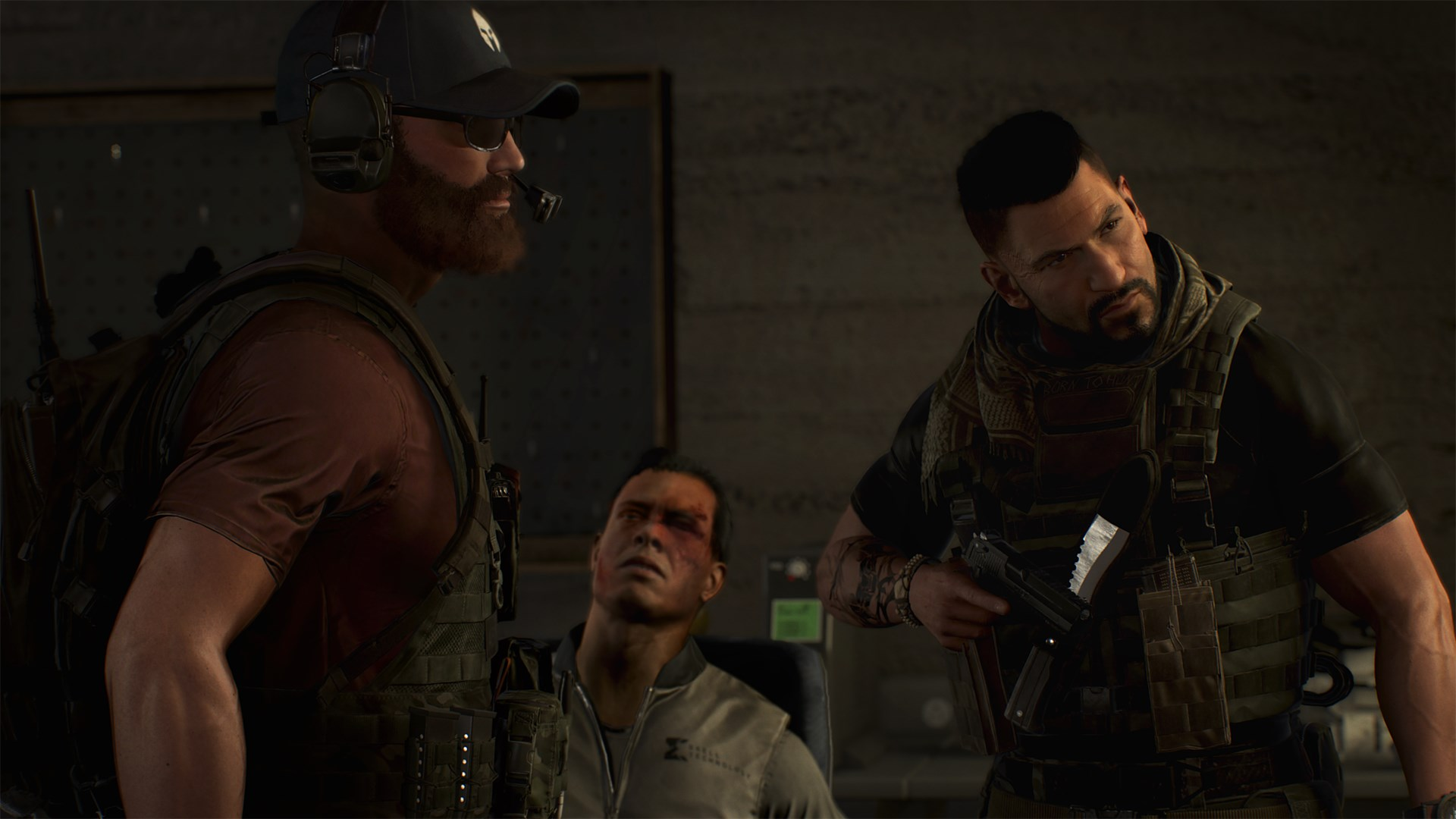 Ubisoft teases Ghost Recon 'world premier' coming later this week
