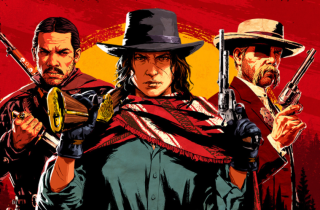Red Dead Online key art