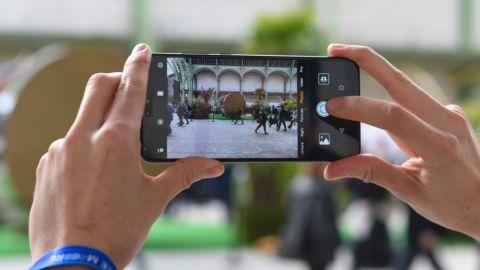 Best huawei p20 pro camera options